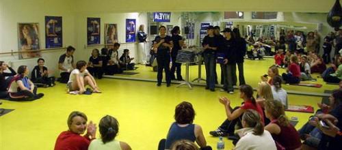 Nivea Fitness Tour 2004