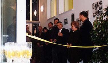 Slávnostné otvorenie POHODY 2003
