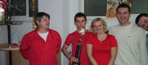Turnaj odvážnych 2007