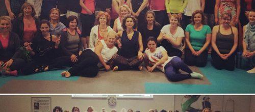Ženská Yoga s Natáliou Shakhnazar 2016