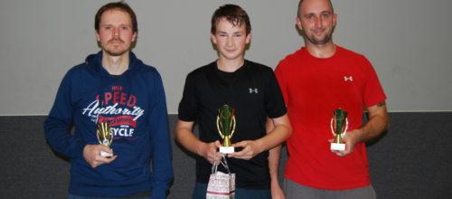 Badmintonový turnaj amatérov 2016