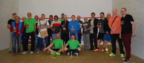 Majstrovstvá SR veteránov v squashi 2017
