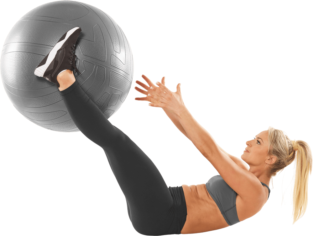 Fitball + Overball