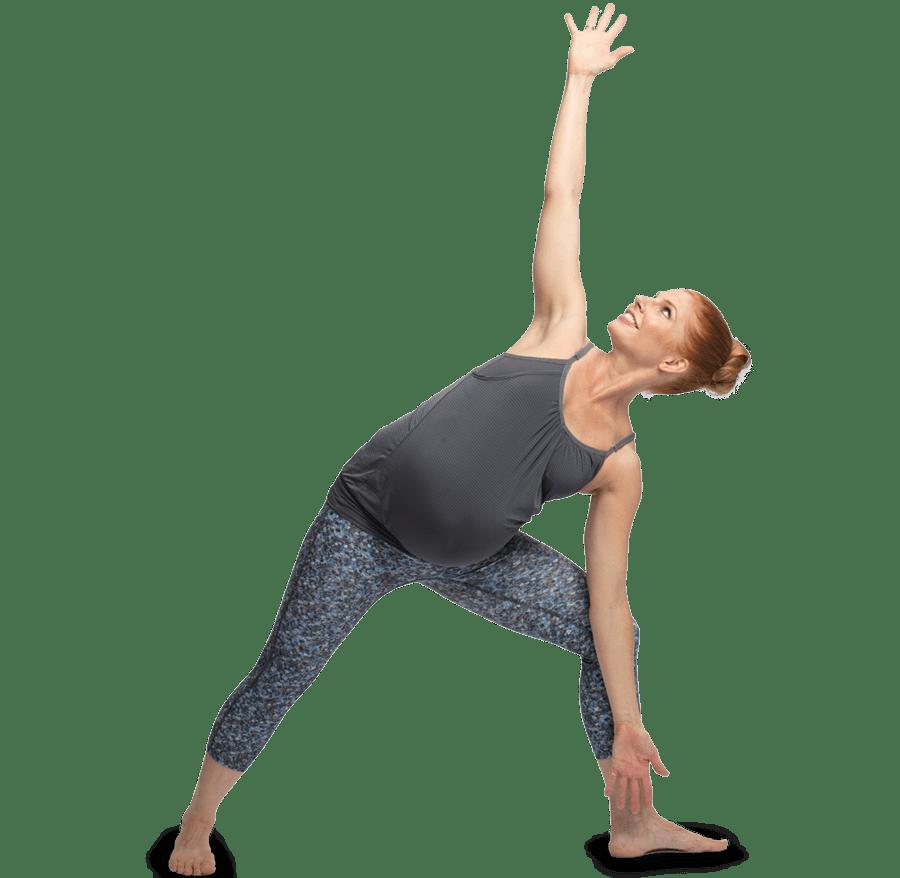 Jóga v tehotenstve